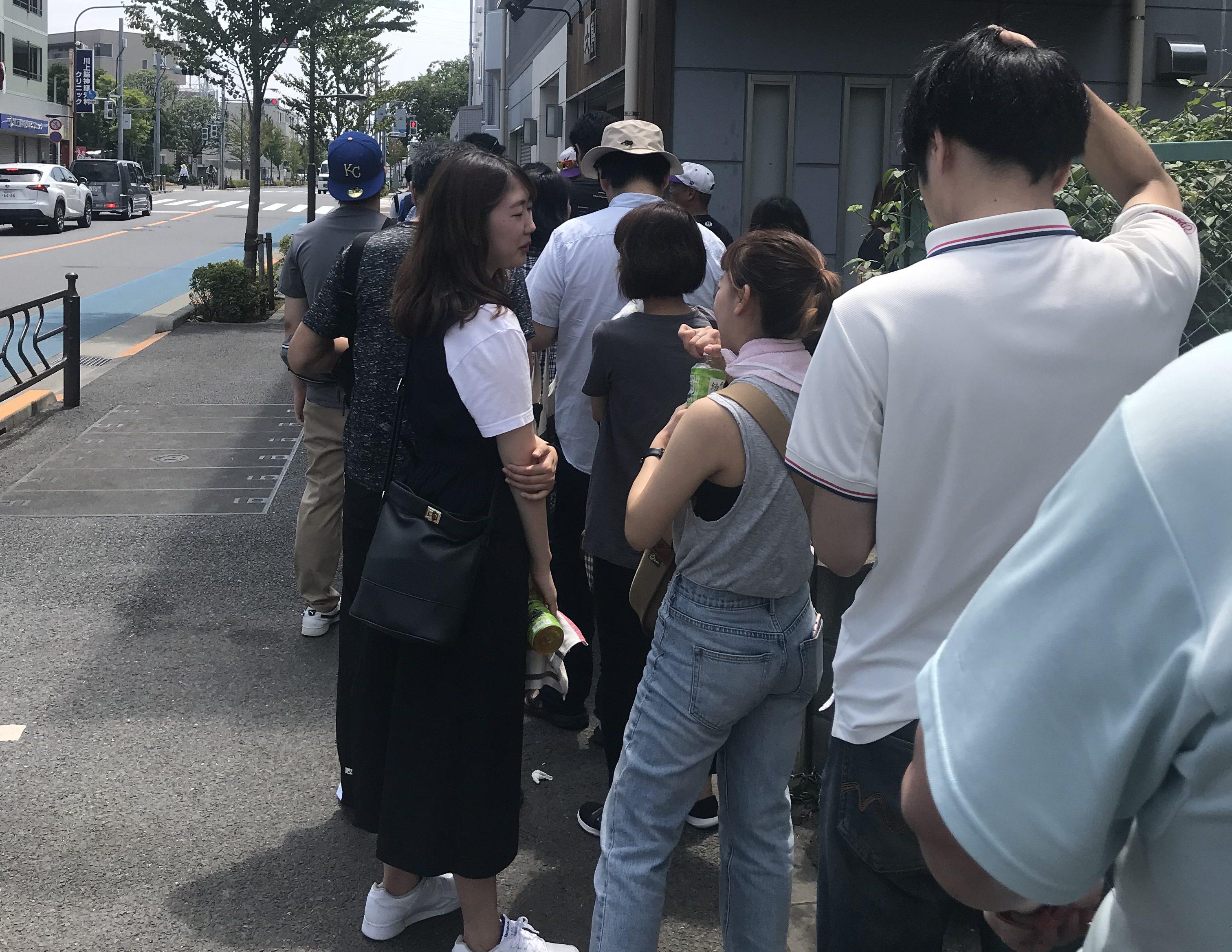 場所は、都営新宿線・船堀駅から徒歩8分。大通り沿いあるラーメン専門店「大島」