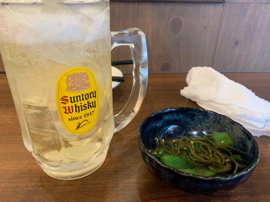 錦糸町にある「銀だこハイボール横丁酒場錦糸町店」